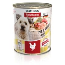 Bewi-Dog Színhús tyúkhúsban gazdag