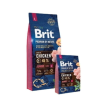 Brit Premium by Nature Junior Large