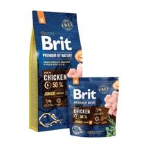 Brit Premium by Nature Junior Medium 15kg