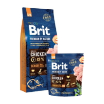 Brit Premium by Nature Senior Small / Medium
