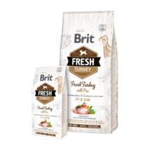 Brit Fresh Adult Fit & Slim Turkey with Pea