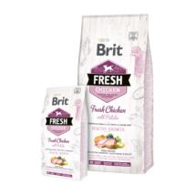 Brit Fresh Puppy Heathy Growth Chicken with Potato