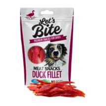 Let's Bite Meat Snacks - Duck Fillet