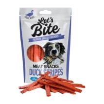 Let's Bite Meat Snacks - Duck Stripes