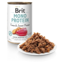 Brit Mono Protein Tuna & Sweet Potato