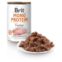 Brit Mono Protein Turkey