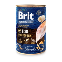 Brit Premium by Nature Fish with Fish Skin