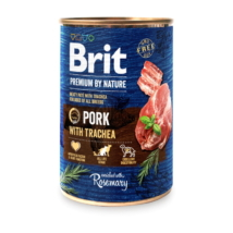 Brit Premium by Nature Pork with Tracea