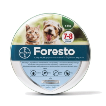 Bayer Foresto Repellens Kullancs és Bolhanyakörv