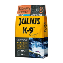 JULIUS K-9 Adult Salmon & Spinach