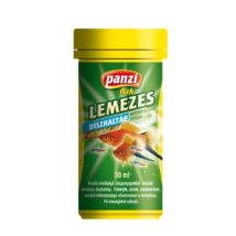 Panzi lemezes díszhaltáp - 135 ml