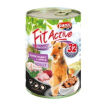 FitActive Adult Dog - Goose & Rabbit with Apple