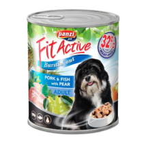 FitActive Adult Dog - Pork & Fish with Pear