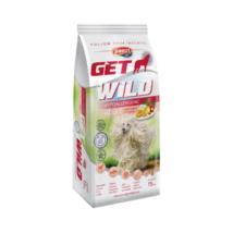Panzi GetWild Adult Hypoallergenic Lamb & Rice