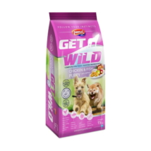 Panzi GetWild Puppy Chicken & Fish