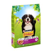 FRISKIES Maxi Marhával száraz kutyaeledel