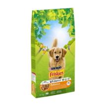 FRISKIES Balance Csirkével és hozzáadott zöldségekkel száraz kutyaeledel