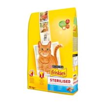 FRISKIES Steril Lazaccal és zöldségekkel