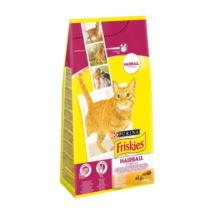 FRISKIES Hairball Formula Csirkével és hozzáadott zöldségekkel száraz macskaeledel