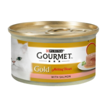 GOURMET GOLD Melting Heart Lazaccal nedves macskaeledel