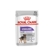 ROYAL CANIN Sterilised nedves kutyaeledel