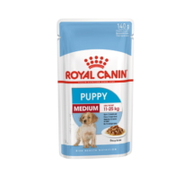 ROYAL CANIN Medium Puppy nedves kutyaeledel