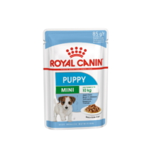 ROYAL CANIN Mini Puppy nedves kutyaeledel