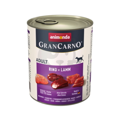 Animonda GranCarno Adult Marha-Bárány