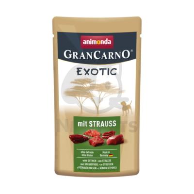 Animonda GranCarno Exotic (Strucc)
