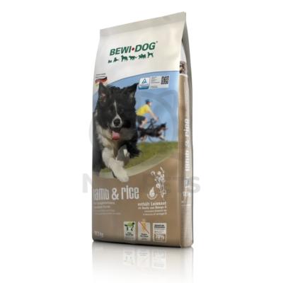 Bewi-Dog Lamb & Rice - lenmaggal