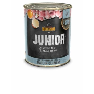 Belcando Junior baromfihús tojással