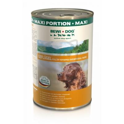 Bewi-Dog Szaftos húskonzerv baromfihússal