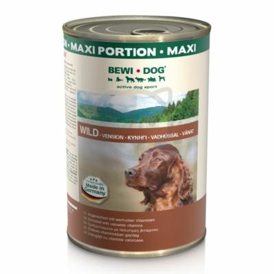 Bewi-Dog Szaftos húskonzerv vadhússal