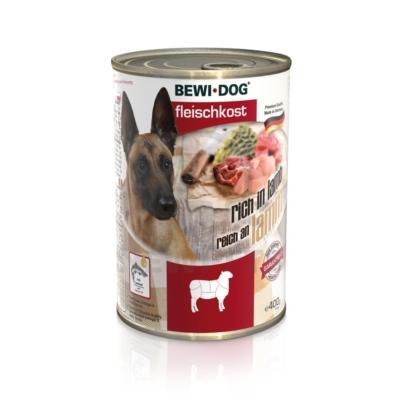Bewi-Dog Színhús bárányban gazdag