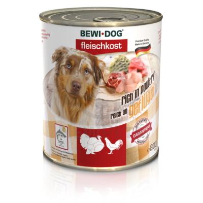 Bewi-Dog Színhús baromfiban gazdag