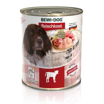 Bewi-Dog Színhús borjúban gazdag
