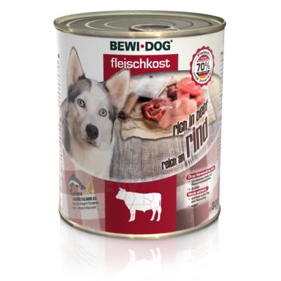 Bewi-Dog Színhús marhahúsban gazdag