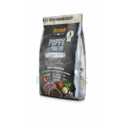 Belcando Puppy Grain-Free Baromfival 4kg