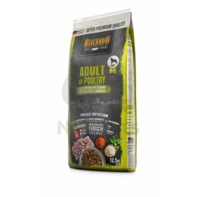 Belcando Adult Grain-Free Baromfival 12,5kg