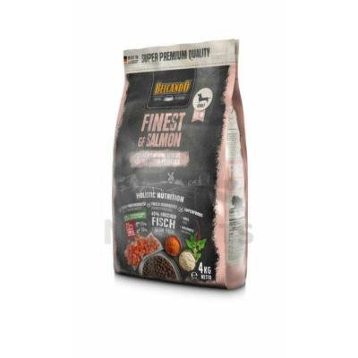 Belcando Finest Grain-Free Lazac (csak egyfajta állati fehérje) 4kg