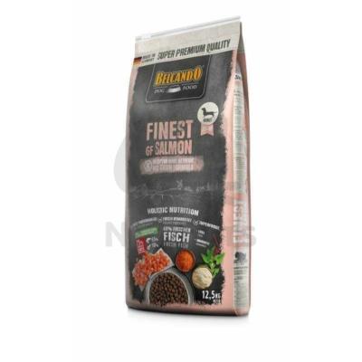 Belcando Finest Grain-Free Lazac (csak egyfajta állati fehérje) 12,5kg