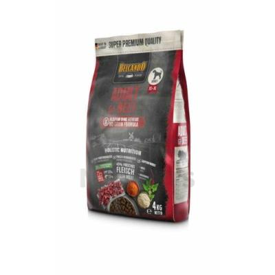 Belcando Adult Grain-Free Marhahússal 4kg