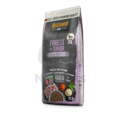 Belcando Finest Grain-Free Senior 12,5kg