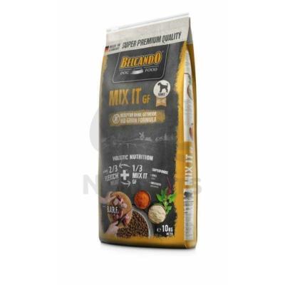 Belcando MIX-IT Grain-Free (hús mellé) 10kg