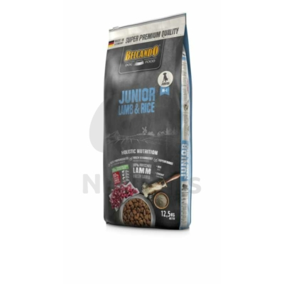Belcando Junior Lamb & Rice 12,5kg