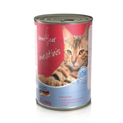 Bewi Cat Meatinis halas