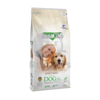 BonaCibo Adult Dog Lamb & Rice