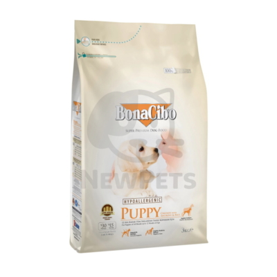 BonaCibo Puppy Chicken & Rice