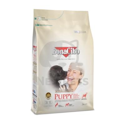 BonaCibo Puppy High Energy Lamb & Rice