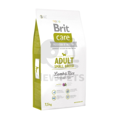 Brit Care Adult Small Breed Lamb & Rice